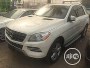 Mercedes-Benz M Class 2013 White   Cars for sale in Lagos State, Ojodu