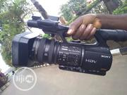 Used Sony Z5 Clean & Working Perfectly | Photo & Video Cameras for sale in Lagos State, Isolo