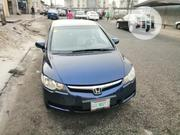 Honda Civic 2007 Blue   Cars for sale in Rivers State, Obio-Akpor
