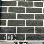 Black Brick Wallpaper | Home Accessories for sale in Lagos State, Lagos Mainland