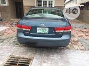Hyundai Sonata 3.3 V6 GLS Automatic 2007 Blue | Cars for sale in Lagos State, Ajah
