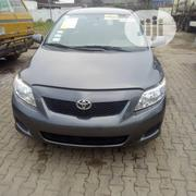 Toyota Corolla 2010 Gray | Cars for sale in Lagos State, Surulere