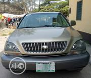 Lexus RX 2000 Gold | Cars for sale in Lagos State, Isolo