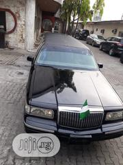 Lincoln Towncar 1995 Black | Cars for sale in Rivers State, Port-Harcourt