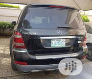 Mercedes-Benz GL Class 2008 GL 550 Black | Cars for sale in Lagos State, Ikeja