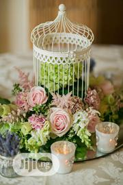Birdcage Table Centrepiece | Party, Catering & Event Services for sale in Lagos State, Lekki Phase 2