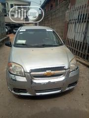 Chevrolet Aveo 2011 Silver | Cars for sale in Lagos State, Mushin