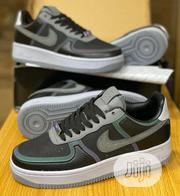 Nike Air Force 1 Leather Sneakers Original | Shoes for sale in Lagos State, Surulere