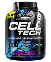 Cell-tech Performance Series, Grape, 3lb Creatine | Vitamins & Supplements for sale in Lagos State