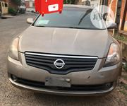 Nissan Altima 2.5 S 2007 Gold | Cars for sale in Lagos State, Ikeja