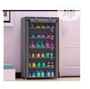 Shoes Rack With A Fabric Cover | Home Accessories for sale in Edo State, Auchi