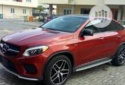 Mercedes-Benz GLE-Class 2017 Red | Cars for sale in Lagos State, Lagos Island