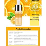 Lanbena Whitening Vitamin C Serum | Skin Care for sale in Lagos State, Mushin