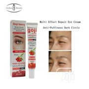 Goji Berry Eye Cream, Anti Puffy and Dark Circle Remover | Skin Care for sale in Lagos State, Mushin