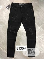 Men Jeans Black | Clothing for sale in Abuja (FCT) State, Wuye