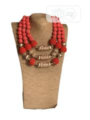Crafted Coral Beads | Jewelry for sale in Delta State, Ugheli
