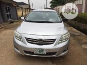 Toyota Corolla 2010 Silver | Cars for sale in Lagos State, Yaba