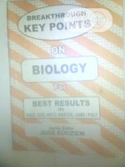 Biology Keypoints   Books & Games for sale in Abuja (FCT) State, Wuye