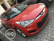 Hyundai Veloster 2013 Veloster (Standard) Red | Cars for sale in Lagos State, Lekki Phase 1