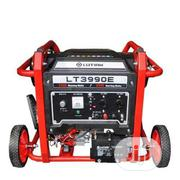 Powerful Lutian 3.5KVA Generator LT3990E Key Starter | Electrical Equipments for sale in Lagos State, Ojo