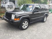 Jeep Commander 2006 Green | Cars for sale in Lagos State, Lekki Phase 1