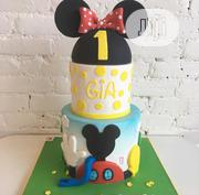 Minnie Mouse Cake | Meals & Drinks for sale in Lagos State, Magodo