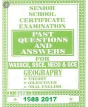 JAMB Geography Past Questions | Books & Games for sale in Ogun State, Ifo