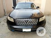 Infiniti FX35 2004 Base 4x2 (3.5L 6cyl 5A) Black | Cars for sale in Abuja (FCT) State, Lugbe District