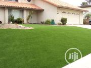 Simple Front Yard Artificial Carpet Grass Lawn | Landscaping & Gardening Services for sale in Lagos State, Ikeja