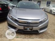 Honda Civic 2016 LX 4dr Sedan (2.0L 4cyl) Gray | Cars for sale in Lagos State, Ikeja