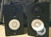 Yamaha HS5 Monitor Speakers   Audio & Music Equipment for sale in Lagos State, Lagos Mainland