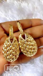 Gold Plated Earring Copy | Jewelry for sale in Lagos State, Lagos Island
