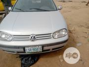 Volkswagen Golf 2000 Silver | Cars for sale in Lagos State, Agege