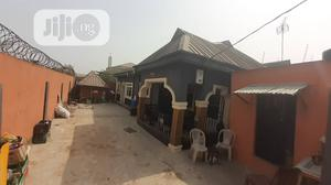 4 Bedroom Bungalow With 1 Bedroom Flat Peace Estate Sholuyi For Sale
