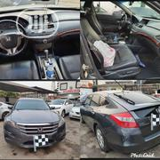 Honda Accord CrossTour 2011 EX Gray | Cars for sale in Lagos State, Alimosho