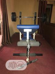Weight Bench With 40kg Weight | Sports Equipment for sale in Lagos State, Isolo
