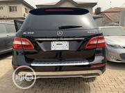 Mercedes-Benz M Class 2012 Black | Cars for sale in Lagos State, Lagos Mainland