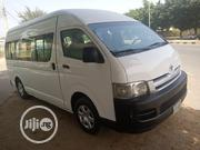 Toyota HiAce 2008 White | Buses & Microbuses for sale in Abuja (FCT) State, Garki 2