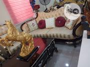 Royal Fabric and Leather Sofa   Furniture for sale in Lagos State, Lagos Mainland