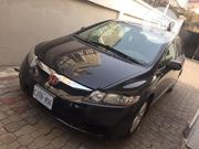 Honda Civic 2010 1.8 5 Door Automatic Black | Cars for sale in Lagos State, Lekki Phase 1
