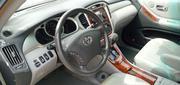 Toyota Highlander Limited V6 4x4 2004 Gray | Cars for sale in Lagos State, Maryland