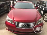 Lexus ES 2010 350 Red | Cars for sale in Lagos State, Oshodi-Isolo