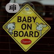 Baby On Board Sticker | Vehicle Parts & Accessories for sale in Lagos State, Ikeja