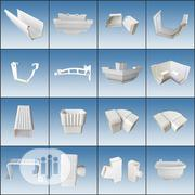 Supplier Of Plastic/ PVC Gutters & Accessories | Other Repair & Constraction Items for sale in Lagos State, Lagos Island