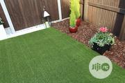 Artificial Grass With Steel Cut Edging For Your Garden Flooring | Building & Trades Services for sale in Lagos State, Ikeja