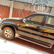 Toyota Land Cruiser 2008 Black | Cars for sale in Lagos State, Oshodi-Isolo