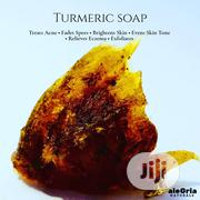 Brightening Turmeric Soap By Alegria Naturals | Skin Care for sale in Abuja (FCT) State, Lugbe District