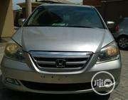 Honda Odyssey Touring 2006 Silver | Cars for sale in Lagos State, Lagos Mainland