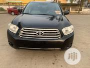 Toyota Highlander Limited 2008 Black | Cars for sale in Oyo State, Egbeda