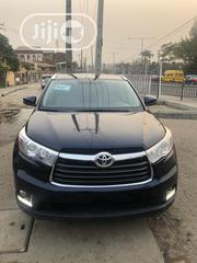 Toyota Highlander 2014 Blue | Cars for sale in Lagos State, Ikeja